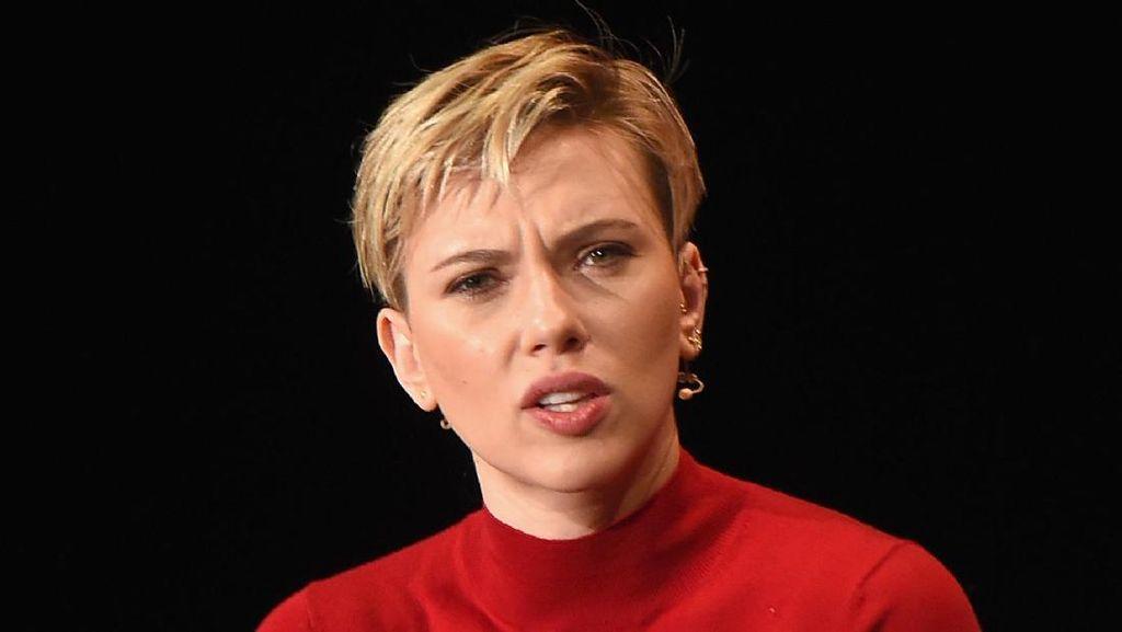 Scarlett Johansson Sebut Ivanka Trump Pengecut