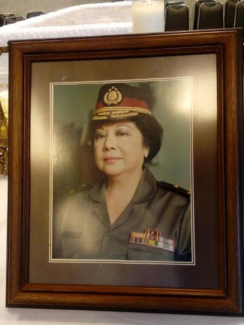 Jeanne Mandagi, Polwan Perintis Pemberantasan Narkoba Tutup Usia