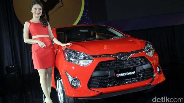 Toyota Astra Motor juga melakukan penyegaran model Low Cost Green Car (LCGC) Toyota Agya. Mobil ini juga merupakan generasi kedua LCGC dari Toyota.