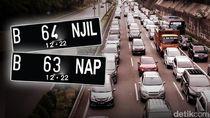 Polda Metro Catat Volume Kendaraan Meningkat: Sistem Ganjil-Genap Situasional
