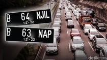 Wacana Gage di Seluruh Jalan Dinilai Tak Efektif Batasi Pergerakan Warga DKI