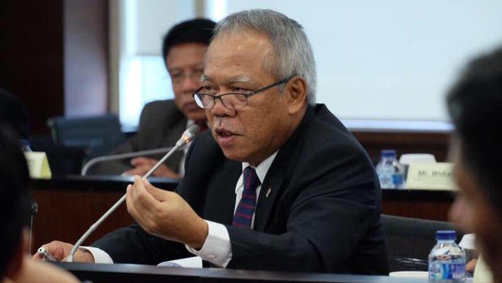 Sodetan Ciliwung Mandek, Menteri PU Tunggu Anies Bebaskan Lahan