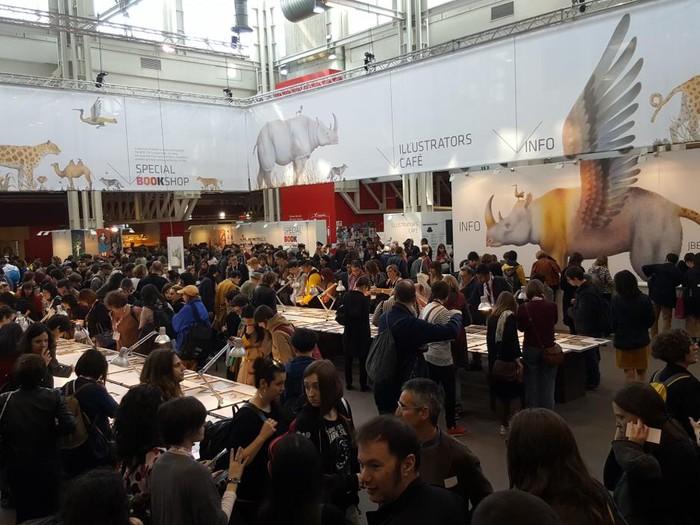 Bologna Children Book Fair 2017