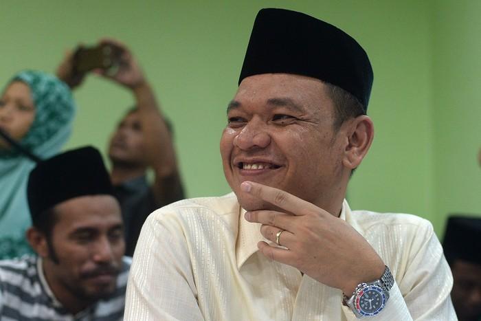Ace Hasan Syadzily. (Ari Saputra/detikcom)