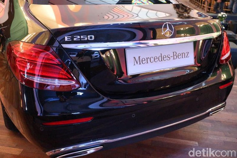 Mercedes-Benz E Class di Indonesia