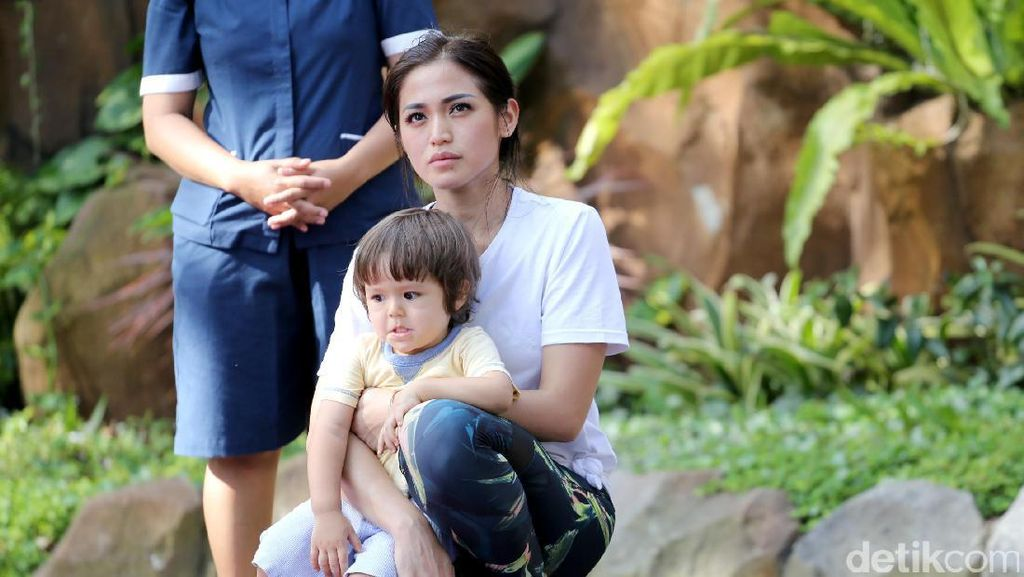 Jessica Iskandar Ungkap El Barack Sudah Panggil Daddy ke Richard Kyle