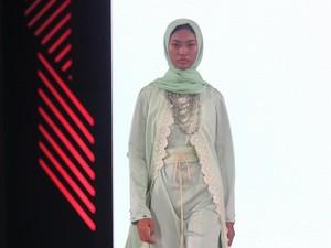 Anniesa Hasibuan Tawarkan Busana Muslim Minimalis Untuk Lebaran 2017