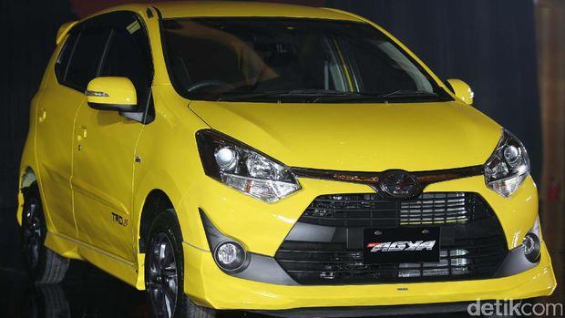 Makna Di Balik Desain Toyota Agya Trd S