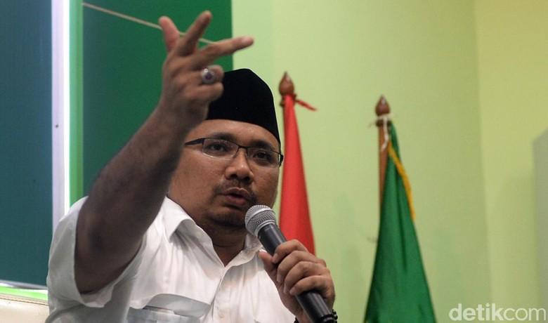 #BersatuLawanTeroris, GP Ansor: Akhiri Drama di Mako Brimob!