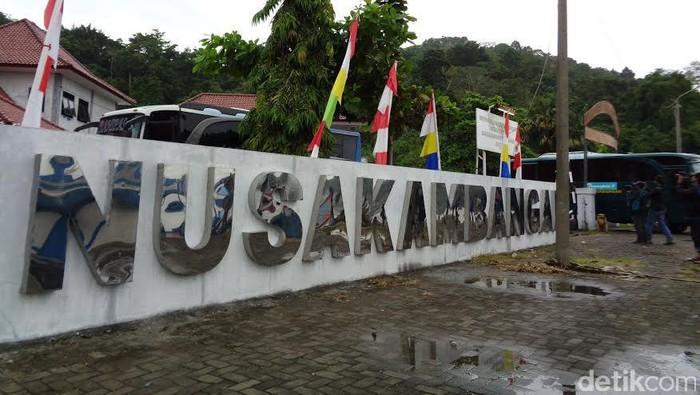 Gapura Wijayakusuma, pintu masuk Pulau Nusakambangan