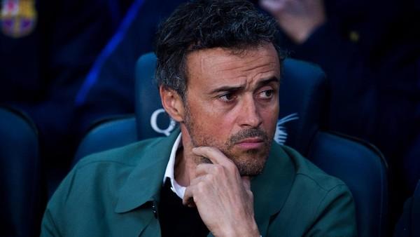 Enrique Sebut <I>El Clasico</I> di Bernabeu Jadi Final buat Barca