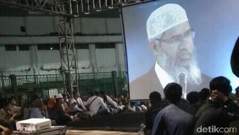 Dr Zakir Naik: Ada Kesamaan Ajaran Islam Maupun Kristen
