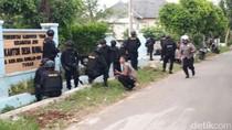 Aksi Baku Tembak Teroris Tuban Jaringan JAD