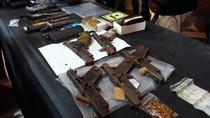3 Dompet Ditemukan di Tas Milik Terduga Teroris yang Tewas di Tuban