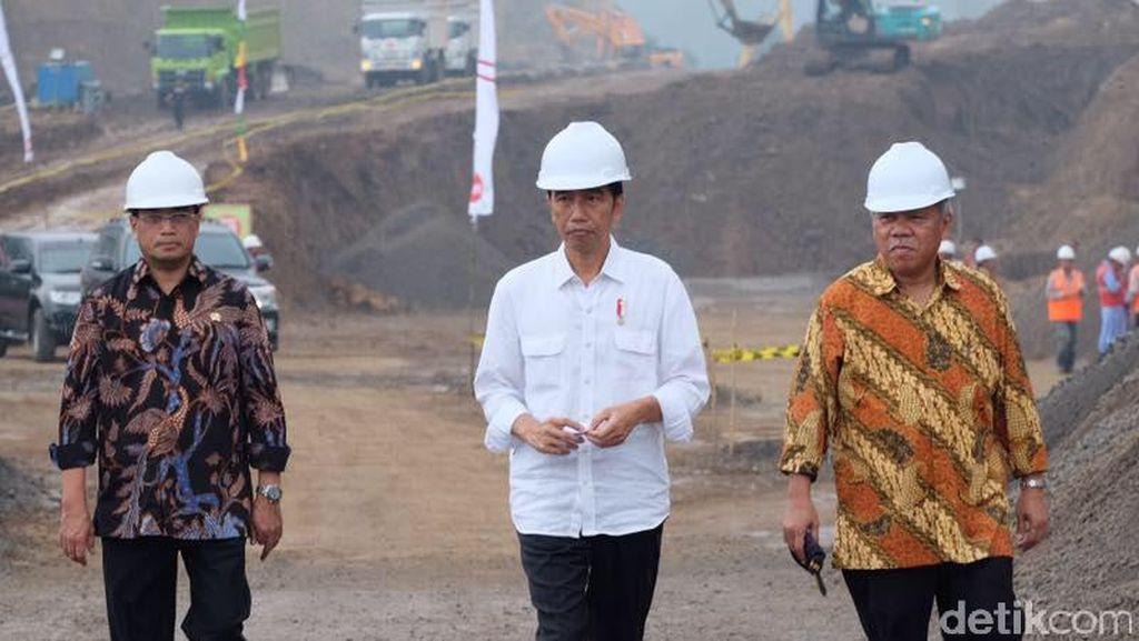 Ini 68 Proyek Strategis Jokowi Rp 260 T yang Rampung Hingga 2019