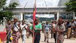 Patok Negara Geser, Ini Potret Perbatasan RI-Timor Leste