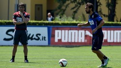 Pirlo Pelatih Juventus, Conte: Saya Jadi Merasa Tua!