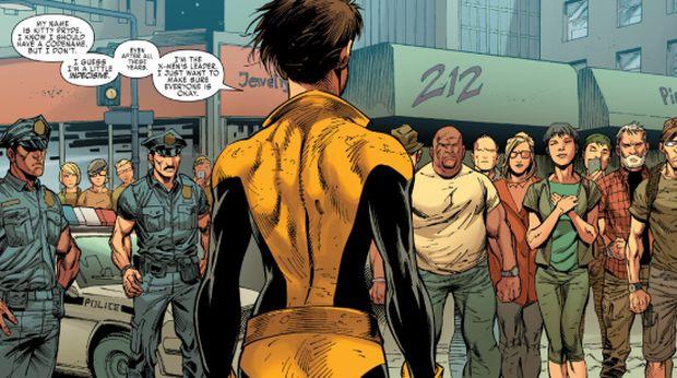 GNPF MUI Temukan Indikasi Pelecehan 'QS 5:51' di Komik X-Men
