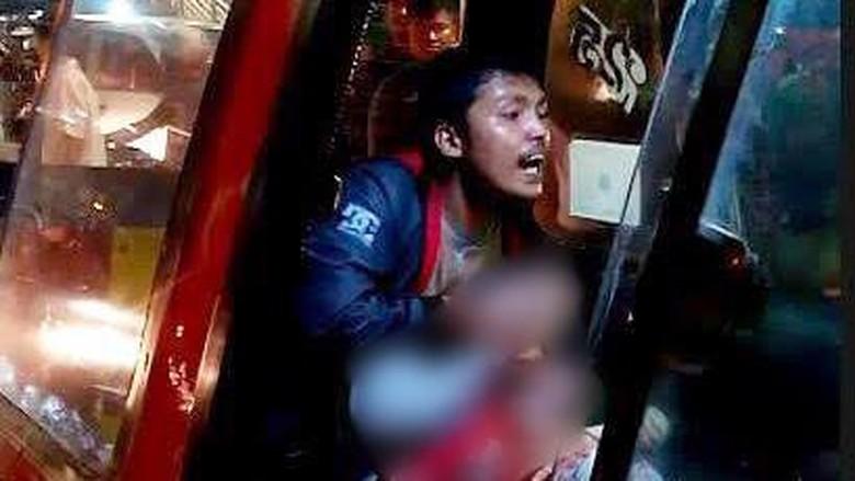 Tembak Penodong di Angkot, Aiptu Sunaryanto Diberi Penghargaan