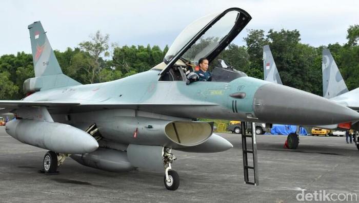 Pesawat Tempur TNI AU (Foto: dok. Biro Pers Setpres).