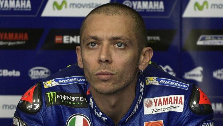 Start dari Baris Ketiga Tak Terlalu Buruk untuk Rossi