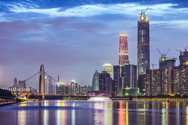 Guangzhou adalah kota metropolitan dan padat penduduk di China. Yang jarang traveler tahu, kota ini ternyata punya julukan sebagai Kota Kambing. (Thinkstock)