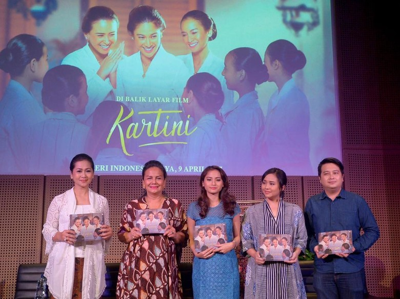 Najwa Shihab Justru Nangis Saat Lihat Akting Christine Hakim di Kartini