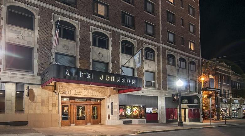 Hotel Alex Johnson di AS (Hotel Alex Johnson)