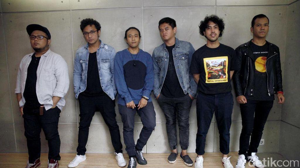 Giring Bakal Jalani Last Gig, Nidji Siap Kenalkan Vokalis Baru