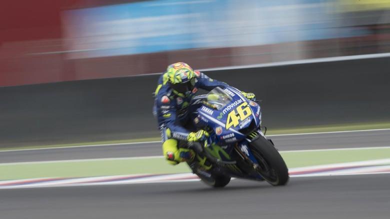 Rossi: Hasil yang Bagus untuk Tim