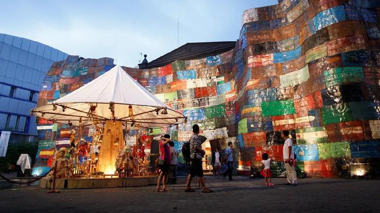 73 Seniman Indonesia dan Mancanegara Ikuti ART|JOG|10