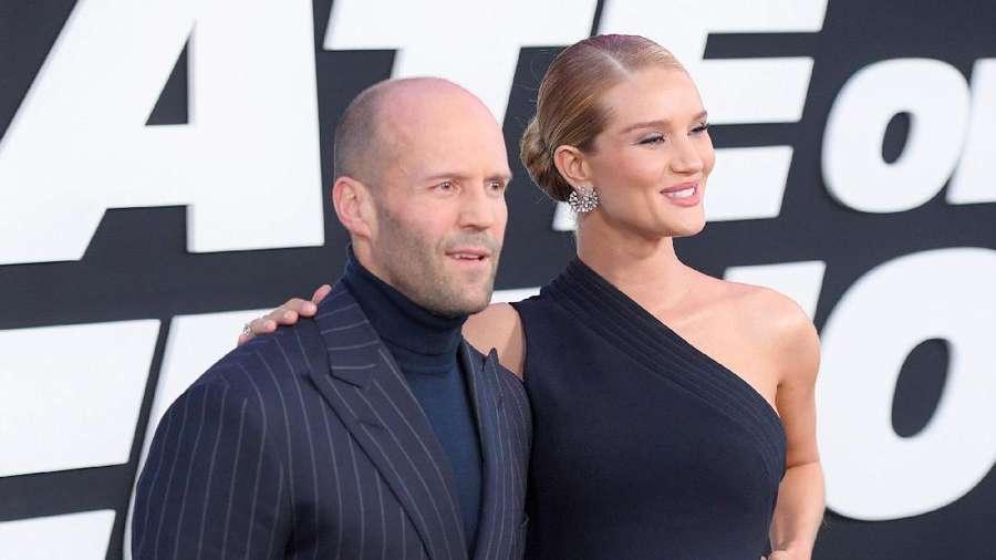 Mesranya Jason Statham dan Rosie Huntington-Whiteley