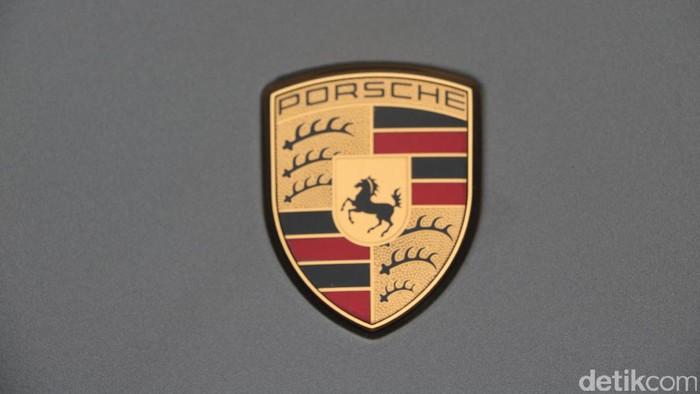 Logo mobil Porsche