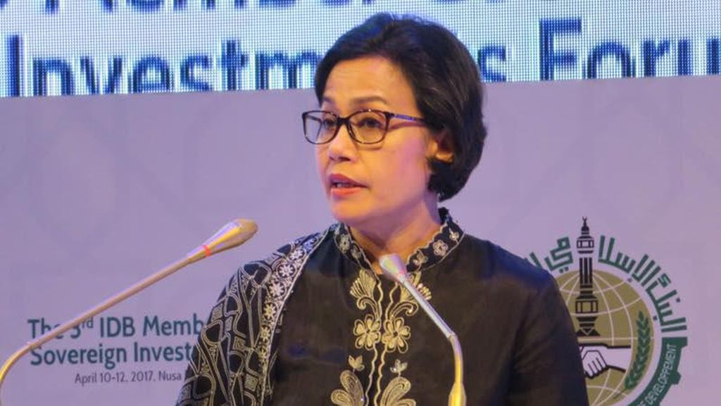 IMF: Target Pajak Sri Mulyani Sangat Ambisius