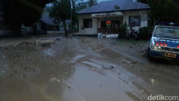 Banjir Bandang Terjang Aceh Tenggara, 1 Rumah Rusak Parah