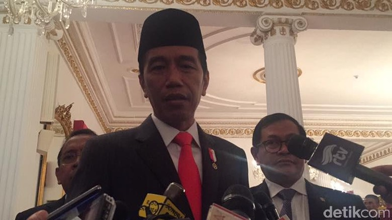 Jokowi: Selamat Datang di Negara dengan Pers Paling Bebas Sedunia