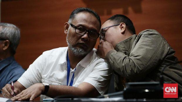 Teror Bom, BW Minta Insan KPK Jangan Terpenjara Ketakutan