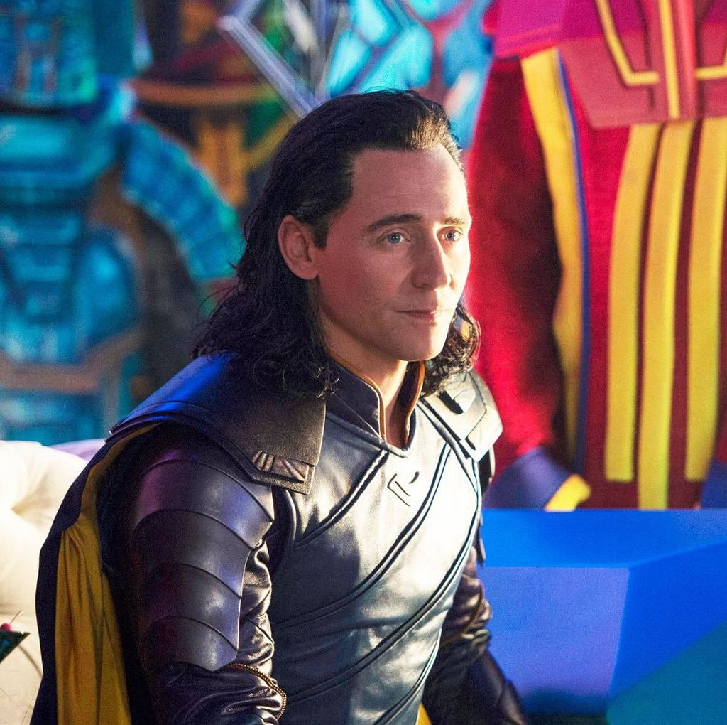 Ini Sosok Penting yang Bantu Tom Hiddleston Jadi Loki