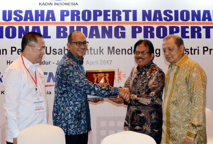 Mereka mengaku siap mendukung kebijakan pemerintah dan pengembangan di sektor properti. (Foto: dok. Kadin)
