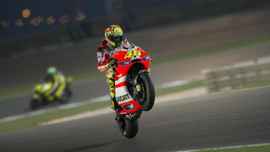 Pupus Sudah Harapan Melihat Rossi Balikan dengan Ducati