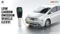 6 Strategi Pemerintah Dukung Kendaraan Ramah Lingkungan