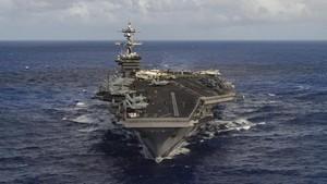 Pertama dalam 40 Tahun, Kapal Induk AS Berkunjung ke Vietnam