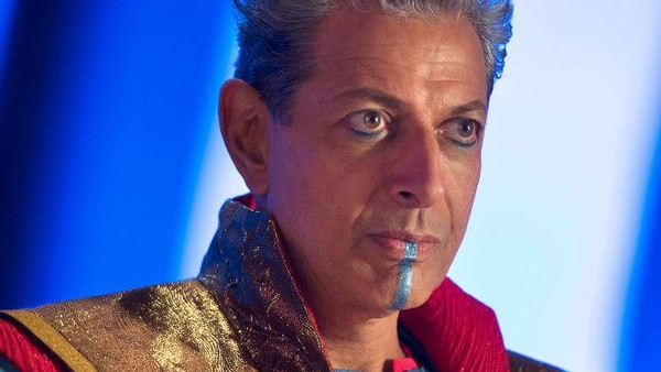 Jeff Goldblum Kagum dengan Kostum dan Setting Thor: Ragnarok