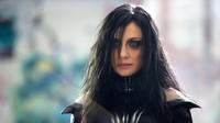 Namun yang paling ditunggu adalah Cate Blanchett yang jadi musuh utama Thor, Hela. (Dok. Walt Disney Studios Motion Pictures)