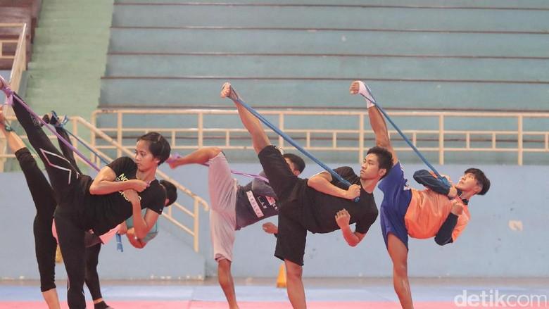 Taekwondo Tampil Full Team di Test Event Asian Games 2018