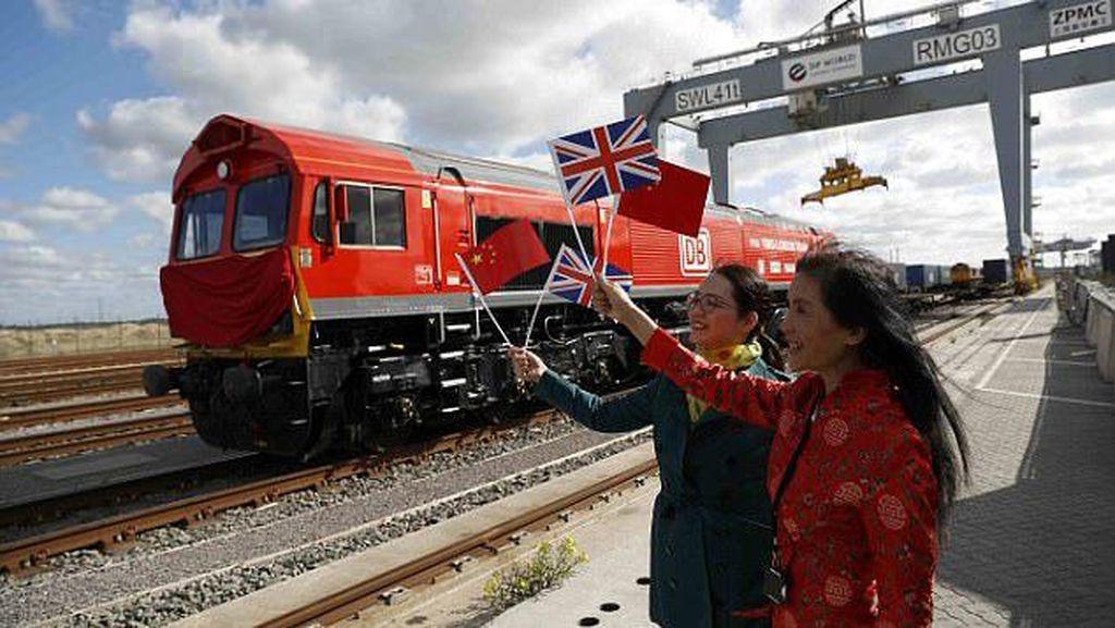 Jalur Sutra Modern, Dulu Pakai Unta Sekarang Kereta