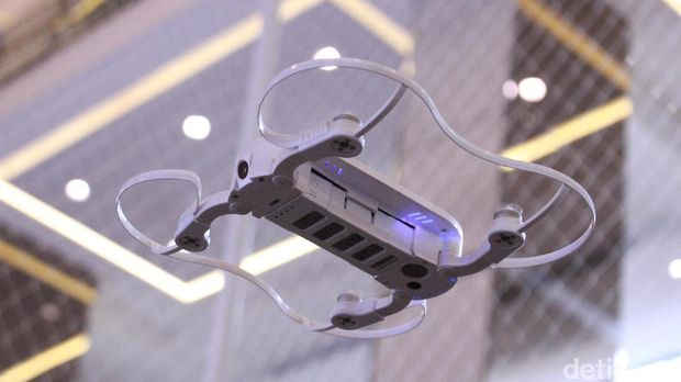 Drone bakal Bisa Dikontrol via 4G LTE