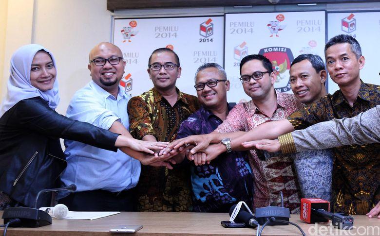 Hasil gambar untuk anggota KPU 2019