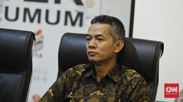 KPU dan Bawaslu Bahas Dugaan Kampanye Jokowi di Media Massa