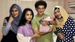 Cerita Bahagia Ahmad Albar Punya Anak Lagi